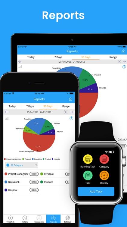 TimeTick Analyzer screenshot-5