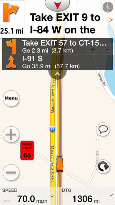 SmartTruckRoute Screenshot