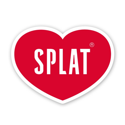 SPLAT stickers