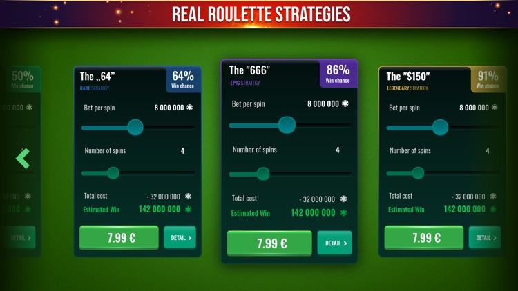 Roulette VIP - Casino Vegas screenshot-4