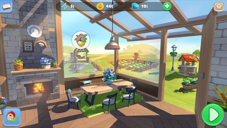 Home & Garden: Design Makeover screenshot-5