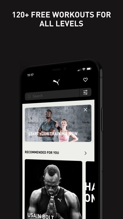 PUMATRAC - Training & Running screenshot-0