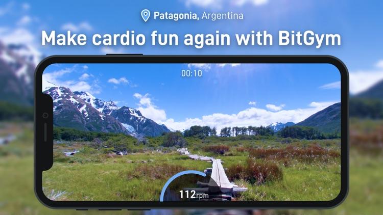 BitGym: Virtual Cardio Tours screenshot-5