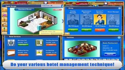 Screenshot #10 for Hotel Tycoon 2