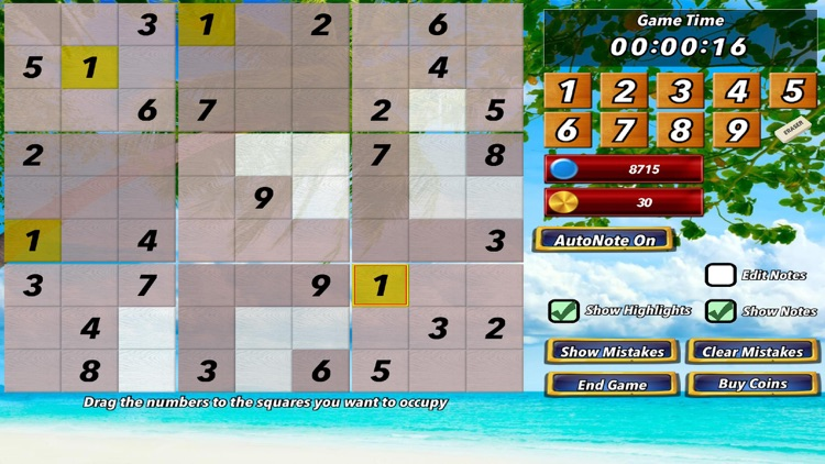 Sudoku Puzzles screenshot-4