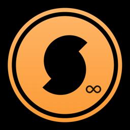 Ícone do app SoundHound∞
