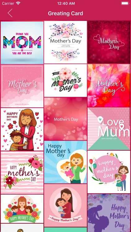 Mother'sDay Frame and Greating screenshot-3
