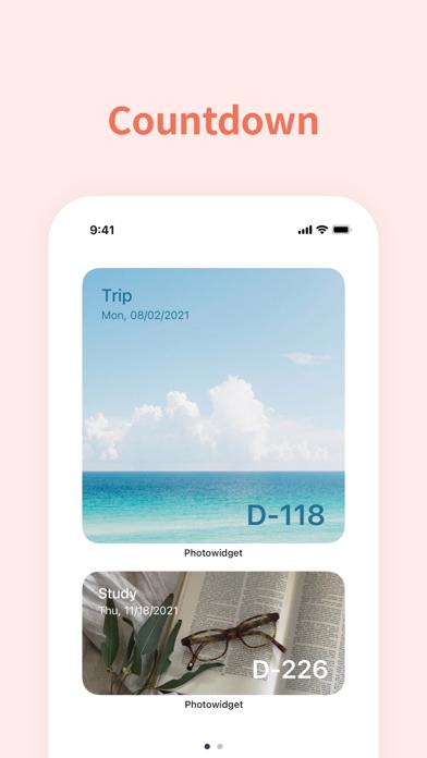 Photo Widget : SimpleScreenshot von 5