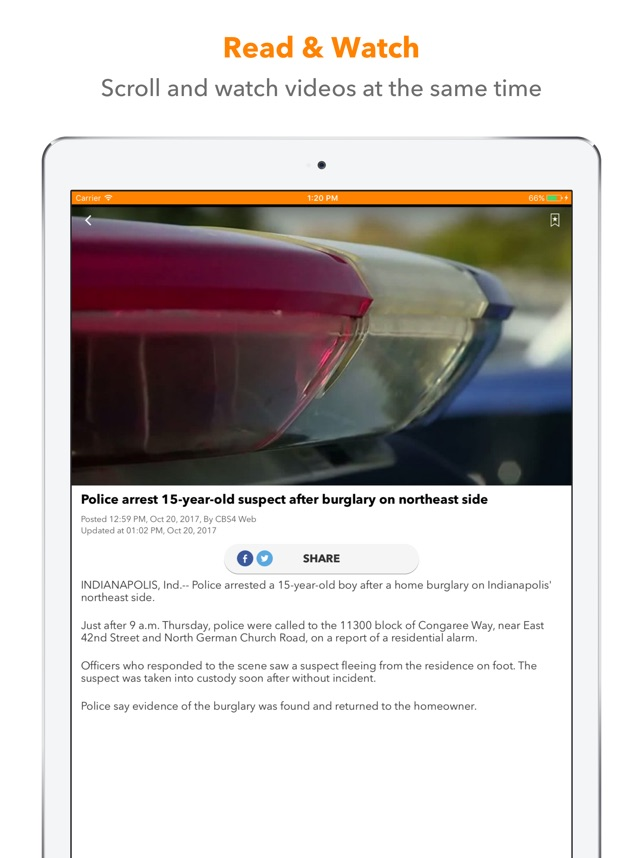 CBS4 Indy On The App Store