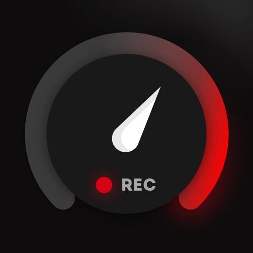 Auto Speedometer - Speed Track