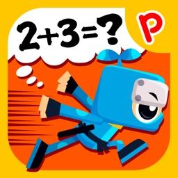 算数忍者〜たし算ひき算の巻〜子供向け学習アプリ