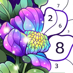 Colorswipes - Color by number