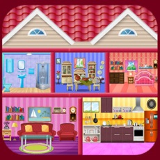 Activities of House Decorating Fun Game