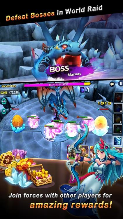 Legend Heroes: The Academy screenshot-3