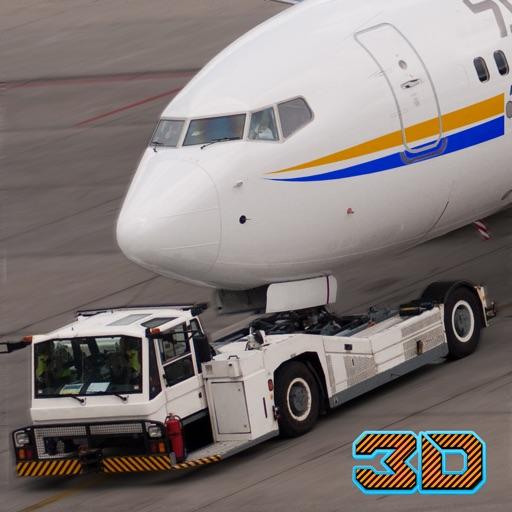 реальный аэропорт Грузовик ими
