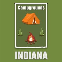 Indiana Campgrounds Offline