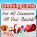 Greeting Cards App - Pro