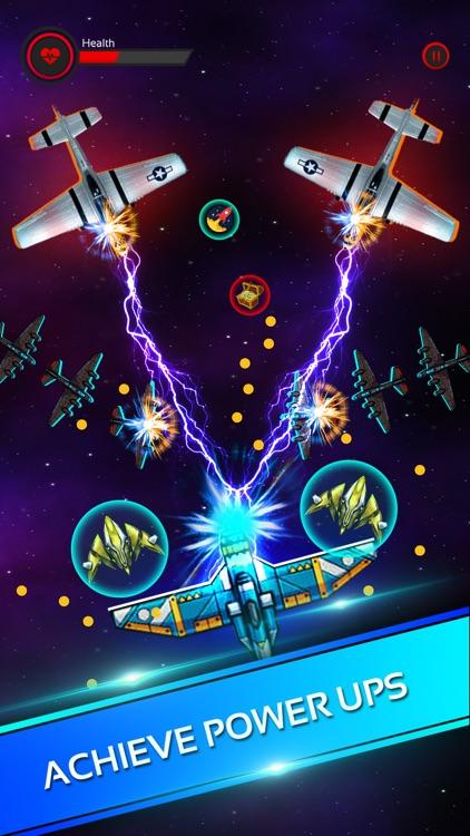 Alien Attack Galaxy Shooter screenshot-3