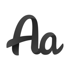 Fonts for iPhone ·