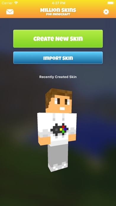 Million Skins for Minecraft PE screenshot 1