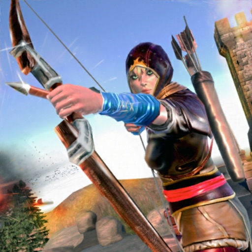 Archery Queen : Defend Towers