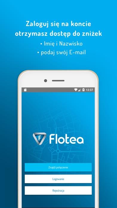 Flotea screenshot one