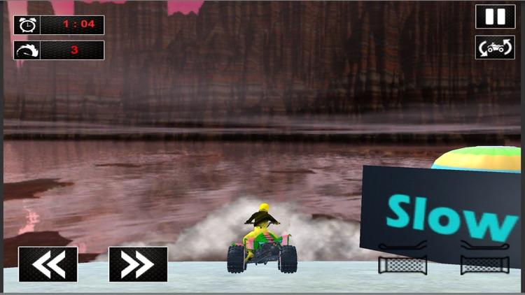 Road Runner Quad Bike Stunts screenshot-3