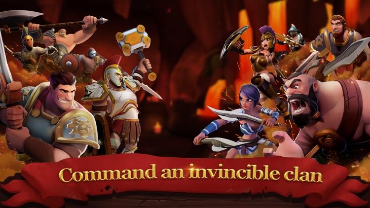 Gladiator Heroes - Valor Fight screenshot-6