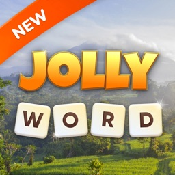 Jolly Word: Crossword Game