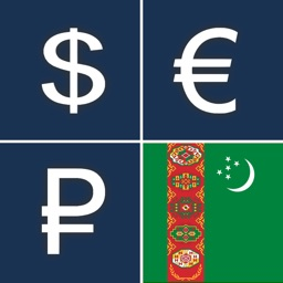 Exchange rates of Turkmenistan