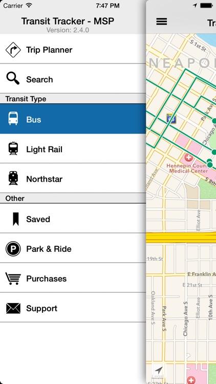 Transit.Tracker
