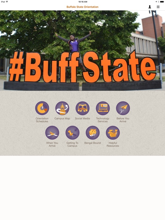 Buffalo State Orientation | App Price Drops
