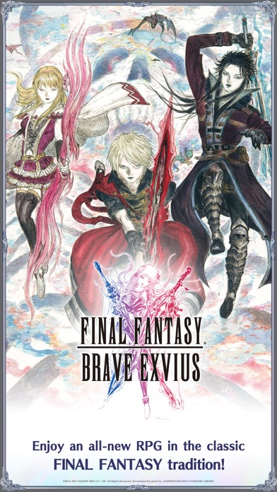 Download FINAL FANTASY BRAVE EXVIUS for Pc
