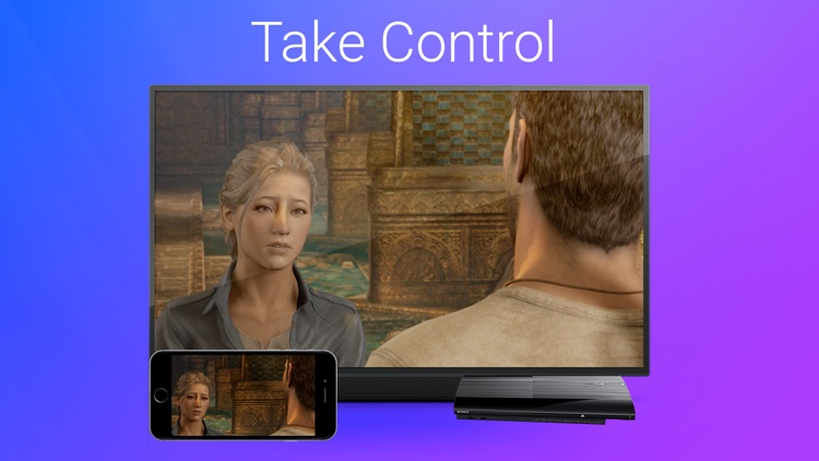 Remote Play (R-Play) for PS3