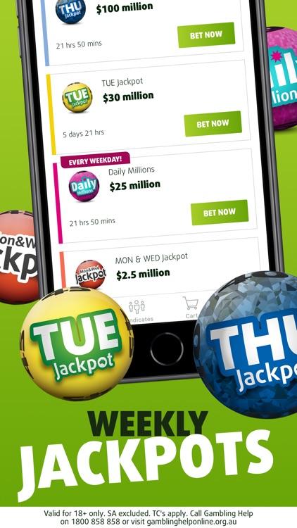 Lottoland AU: The betting App screenshot-6