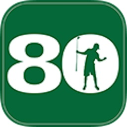 80BREAKR Golf Scorecard & GPS
