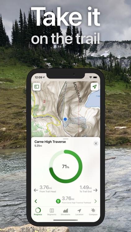 Topo Maps+ screenshot-5