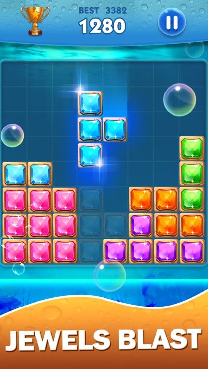 Jewels Block Puzzle screenshot-3