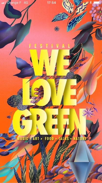 We Love Green Festival 2018