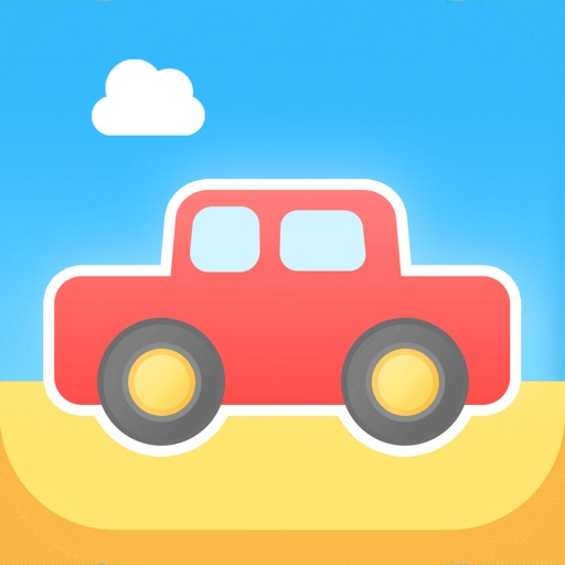 Puzzle Shapes: Toddlers & Kids application logo