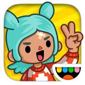 Toca Life: City app