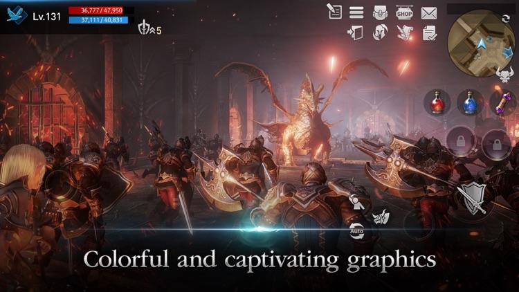 Lineage2 Revolution screenshot-5