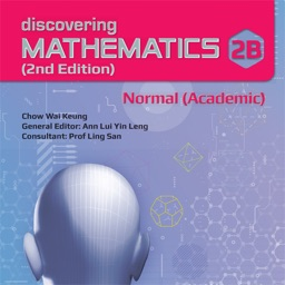 Discovering Maths 2B (NA)
