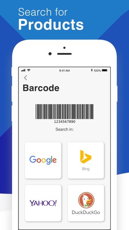 QR Code Reader - QrScan+ screenshot-4