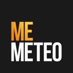 MeMeteo: температура и осадки на пк