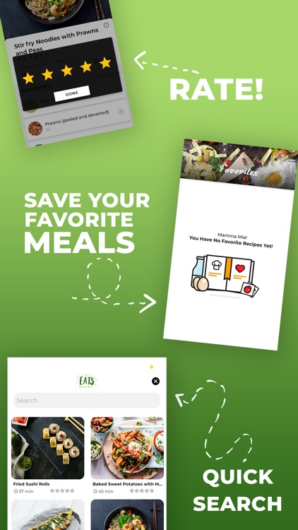 Eats - Meal Plan & Recipes screenshot-5