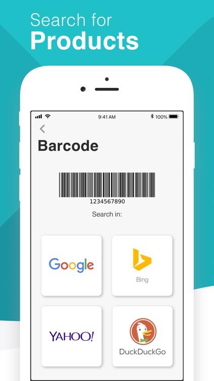 QR Code Reader - QrScan screenshot-4