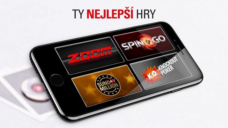 PokerStars Online Poker Zdarma screenshot-4