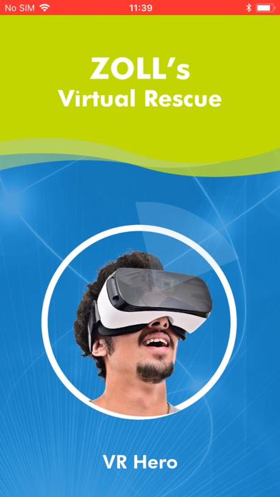 ZOLL's Virtual Rescue Hero screenshot one
