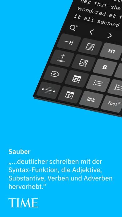 iA WriterScreenshot von 5
